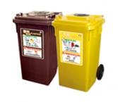 塑膠分類回收桶(膠樽/鋁罐類)