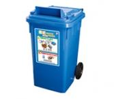 塑膠分類回收桶(紙類)