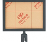 Stanchion Sign Holde...