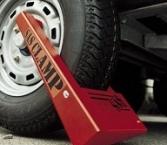 SAS Wheel Clamp